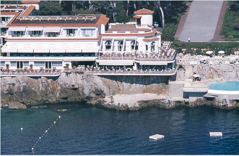 The Roc's high demand coastline.