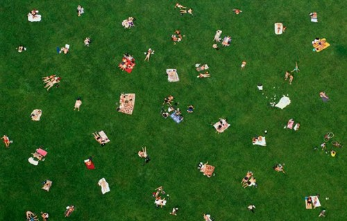 untitled (park), 2005