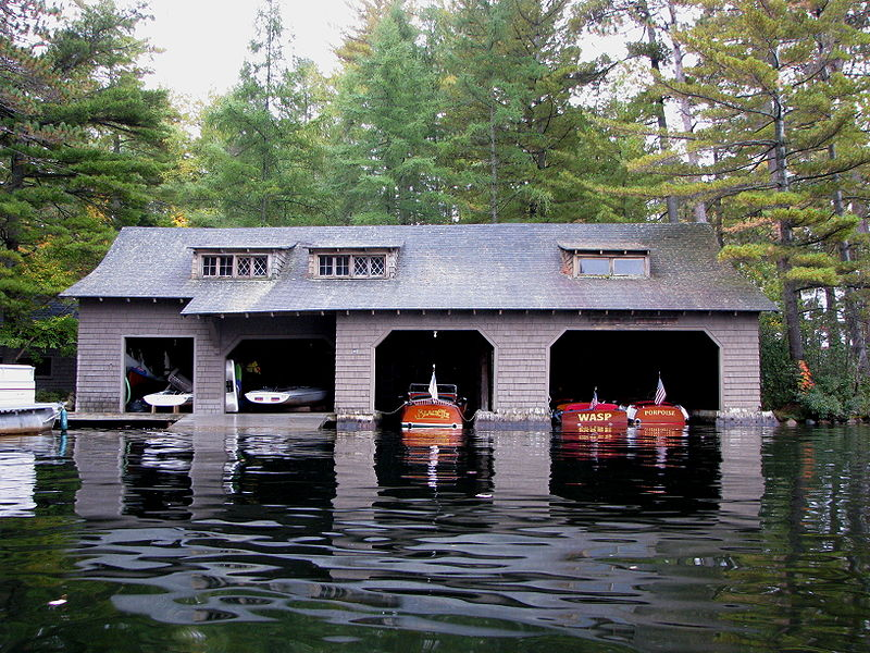 17 Best ideas about Boat Garage on Pinterest Boat house