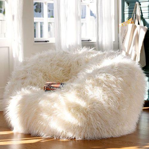 Furlicious Beanbag, $199 | PB Teen