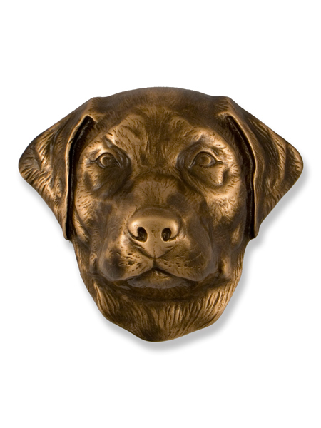 Labrador Retriever Door Knocker, $100 (Currently out of stock)