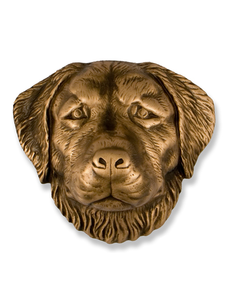 Golden Retriever Door Knocker, $100 (this one is for you Julie!)