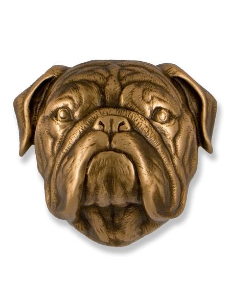Bulldog Door Knocker, $100 (Love that face!)