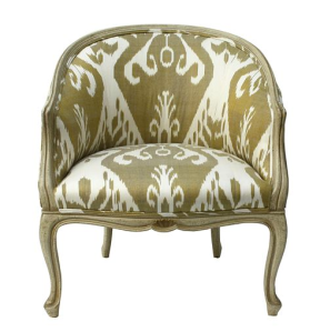 French Decor Chair, $1,650 | Serena & Lily