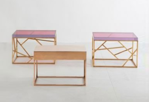 Vine Side Tables, Price TBD | Robert Bristow for Ralph Pucci