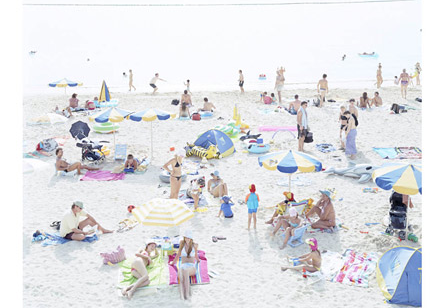 """Amadores 2"" by Massimo Vitali"
