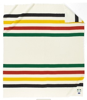 The Original Glacier National Park Blanket by Pendleton USA.