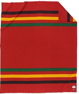 Rainier National Park Blanket by Pendleton USA, $178