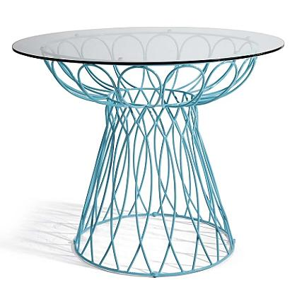 Outdoor Cecelia Table, $199 | Grandinroad.com