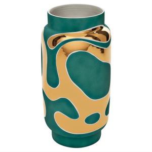 Turquoise Lava Vase, $745 | Vivre.com