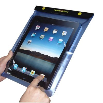 A waterproof iPad case for those that just can't seem to get away from technology in the park!