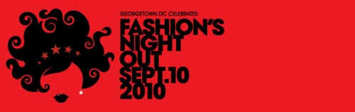 Fashion NIght Out DC