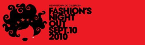Fashion NIght Out DC