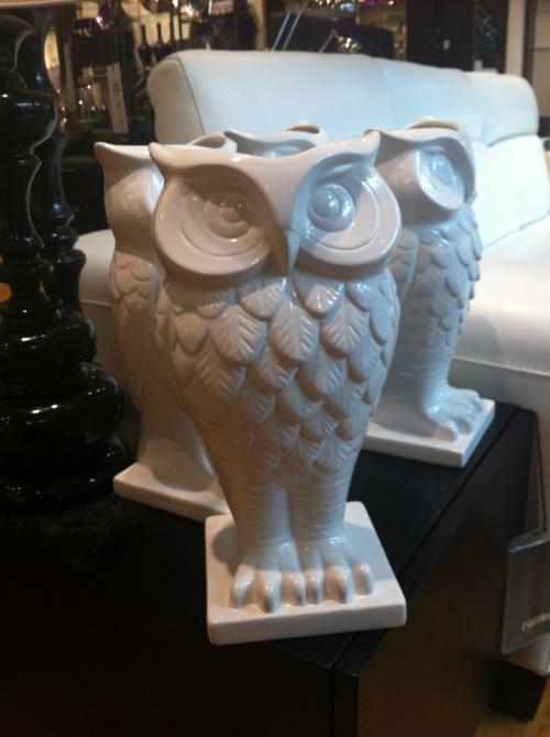 Owl Vase, $20 | Z Gallerie