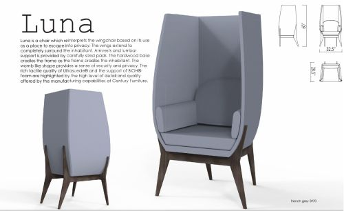 Matt Gray's Luna Chair.