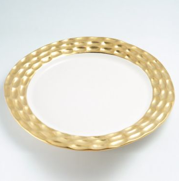 Michael Wainright must have a following in his precious metal and porcelain design inspired by the Cape Cod dunes.