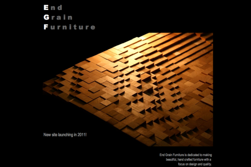 End Grain Furniture