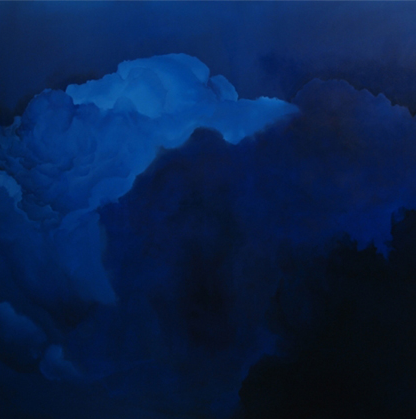 Atmospheric Cloud Painting: Series 20, Ian Fisher