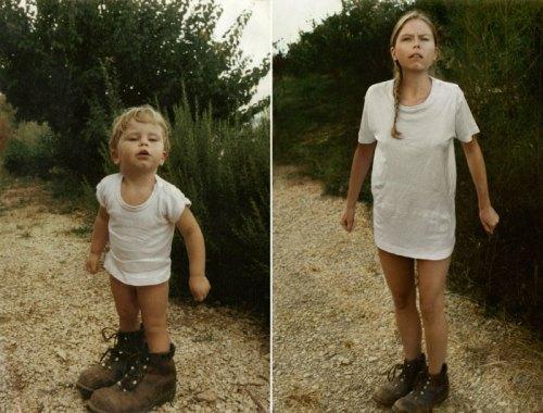 irina werning back-to-the-future photography