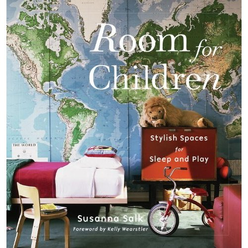 Room for Children design book susanna salk