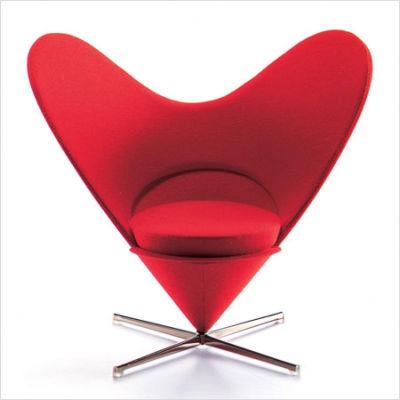 Heart Cone Chair Vitra Verner Panton