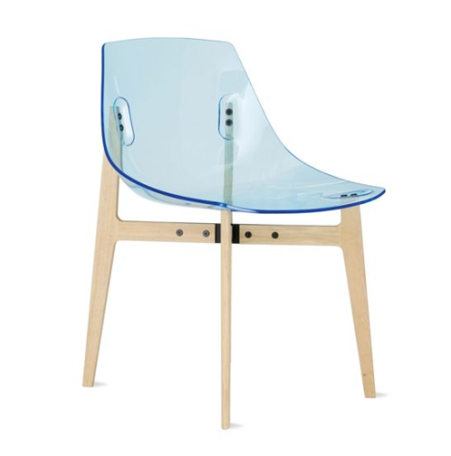 AKA Chair in Blue, $475 | DWR