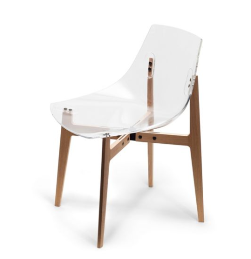 AKA Chair in Neutral, $475 | DWR