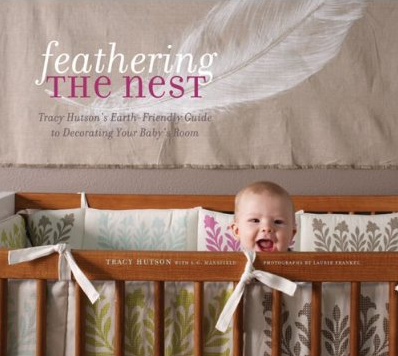 feathering the nest Tracy Hutson, $20 | Amazon.com