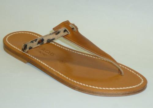 St Tropez sandal natural Picon K Jacues shoe