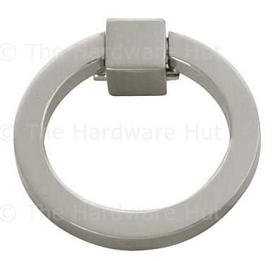 Belwith Camarilla Drawer Cabinet Ring Pull (Satin Nickel)