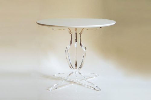 U Tea Table Benjamin Noriega INterior Design