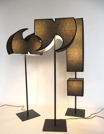 punctuation illumination lamps