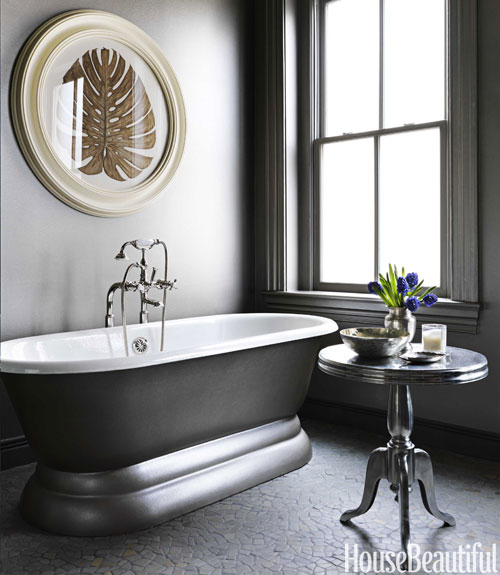Silver bathtub barry dixon