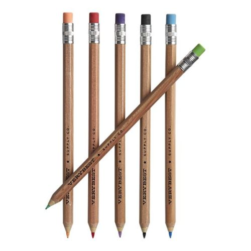 Colored mechanical pencils cool design school