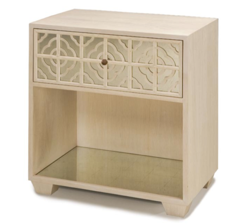 Anna Bedside Table | Julian Chichester, $2,500
