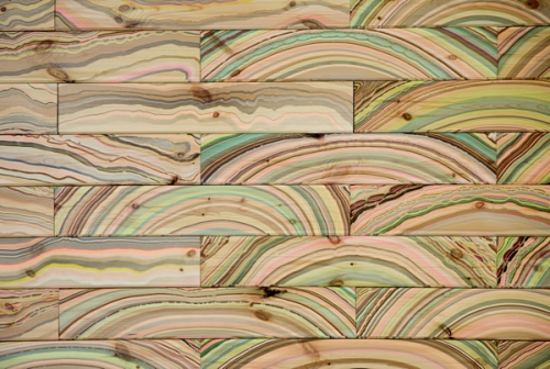 marbled hard wood flooring color