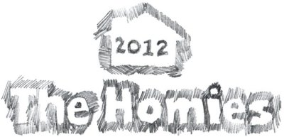 The Homies 2012 Best Home Design Blog Awards