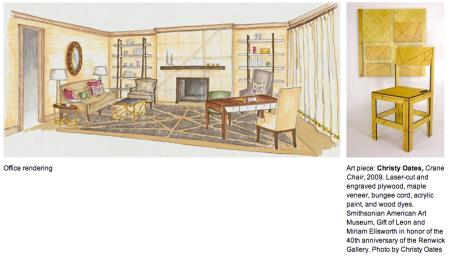 Office by Shanon Mun of AMBI Design Studio