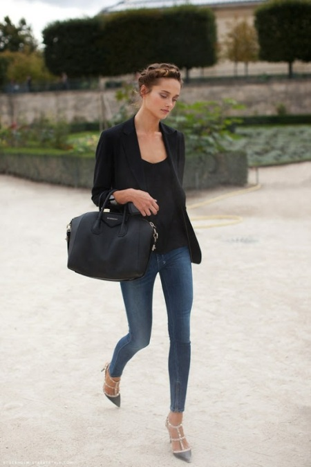simply chic french style