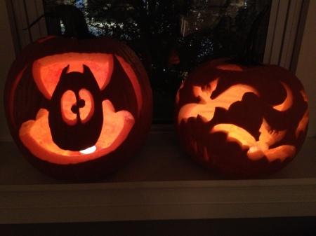 halloween pumpkin 2012